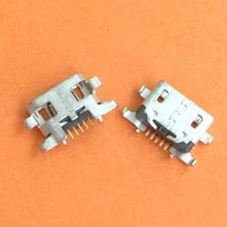 Dla Lenovo K6 złącze portu ładowania USB wtyczka gniazdo typu jack stacja dokująca Micro mini USB