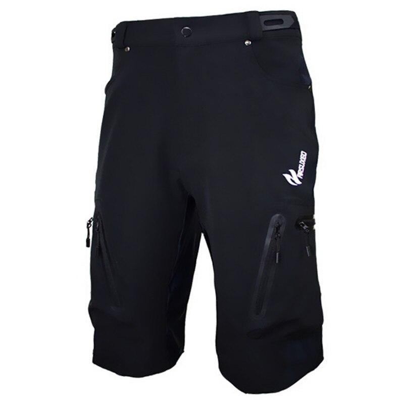 Цена за ARSUXEO мужская Лето Велоспорт Шорты внедорожных Горные MTB Горный Велосипед Избавление Одежда Открытый Sportswear 2017 Новый