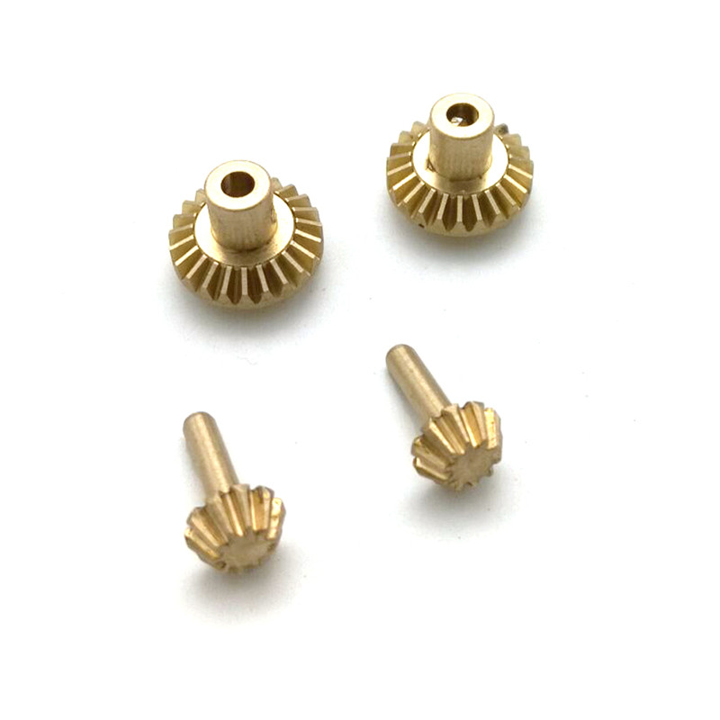 Durable Copper Gear For WPL B1 B24 B16 C24 1/16 4WD 6WD RC Car Spare PartsDurable Copper Gear For WPL B1 B24 B16 C24 1/16 4WD 6WD RC Car Spare Parts
