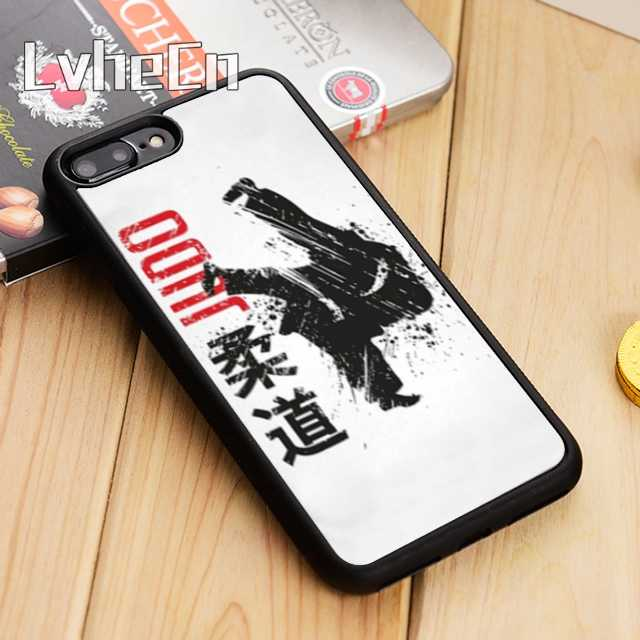 Lvhecn Judo Wallpaper Phone Case Cover For Iphone 5 6 6s 7 8 Plus 11 Pro X Xr Xs Max Samsung Galaxy S6 S7 Edge S8 S9 S10 Fitted Cases Aliexpress