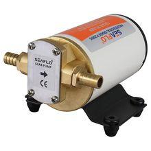 24 В 3.2GPM 12LPM низкая Давление Электрический Шестерни Насосы для воды дизель смазочного масла передачи