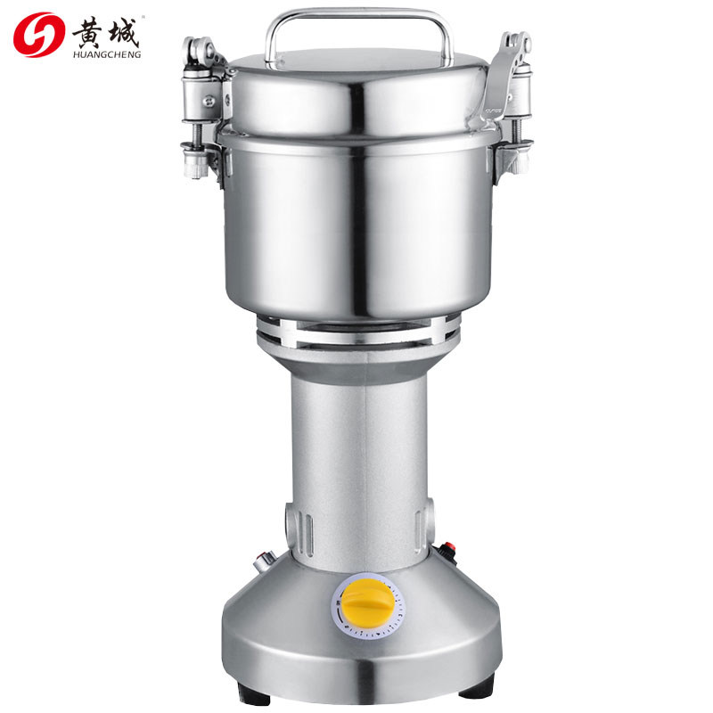 500g electric grinder food grade stainless steel  mill grinder medicine powder machine 1000g food grade guar gum powder free shipping