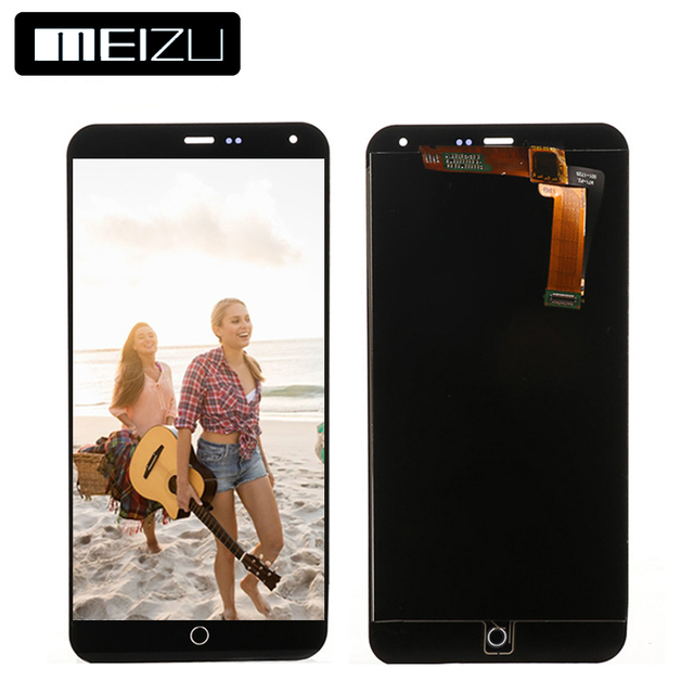 "For MEIZU M1 NOTE Display Tested Warranty 5.5"" 1920x1080 For MEIZU M1 NOTE LCD Display Touch Screen Digitizer Assembly"