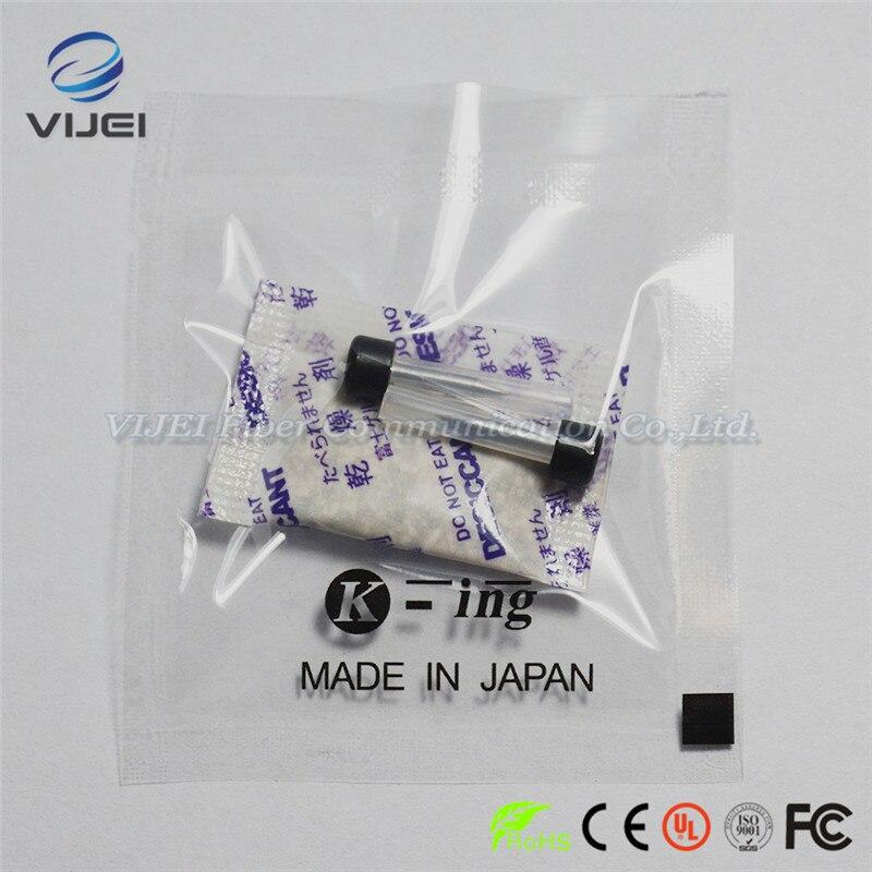 Fujikura ELCT2-12 Electrodes FSM-11S FSM-12S FSM-21S FSM-22S Fusion Splicer Electrodes Fiber Splicing Machine Electrode 1 pairFujikura ELCT2-12 Electrodes FSM-11S FSM-12S FSM-21S FSM-22S Fusion Splicer Electrodes Fiber Splicing Machine Electrode 1 pair