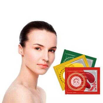 Love Thanks Seaweed Essence Firming eye mask for nourishing tightening care cerne anti wrinkle cream 2Pcs/Bag Creams