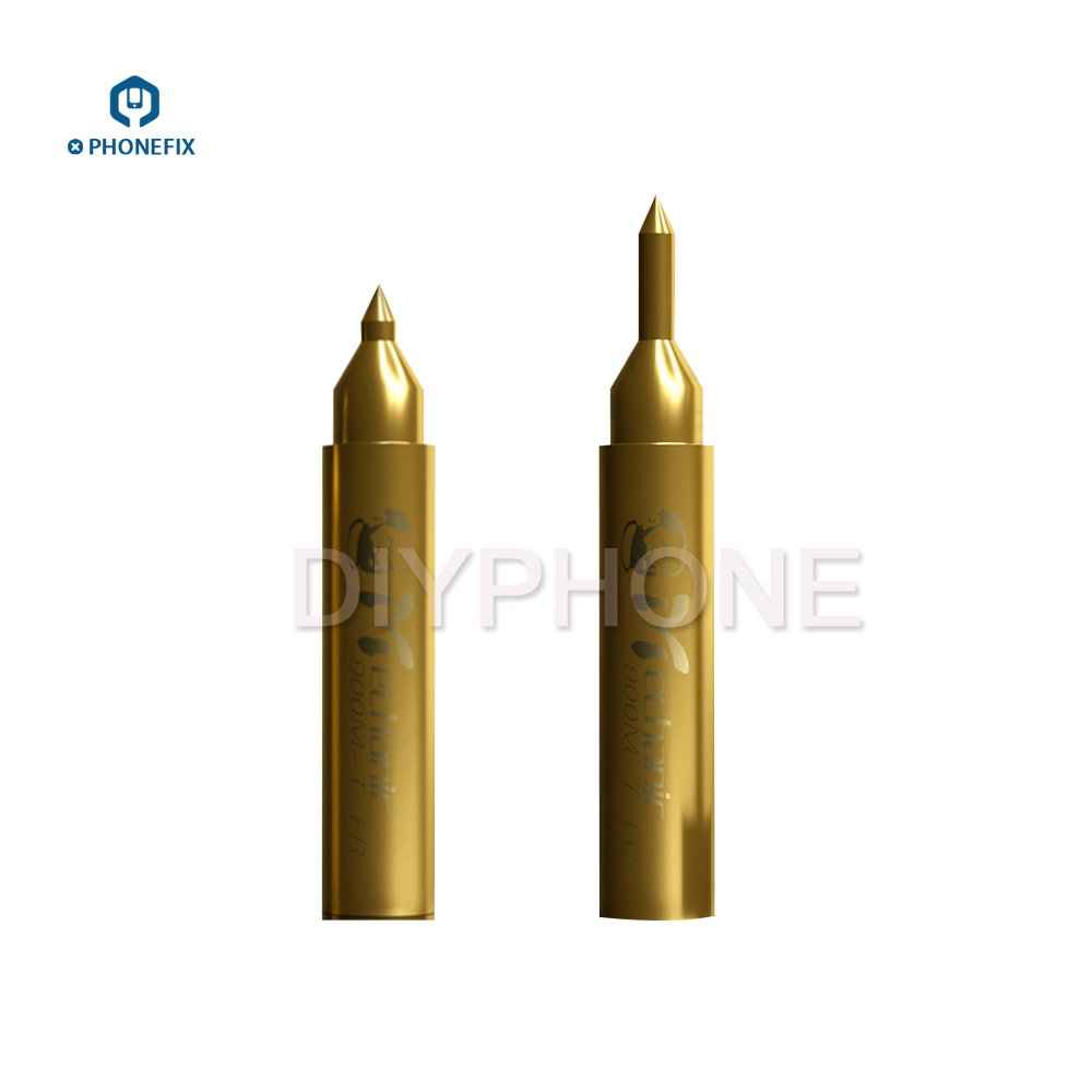 PHONEFIX 936 Series Precision Jumper Wire Soldering Iron Tip 900M T FR 900M T FC for