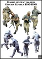 Resin  Model   EM 1/35 RUSSIAN CONTRACT SOLDLERS DUO    Free Shipping