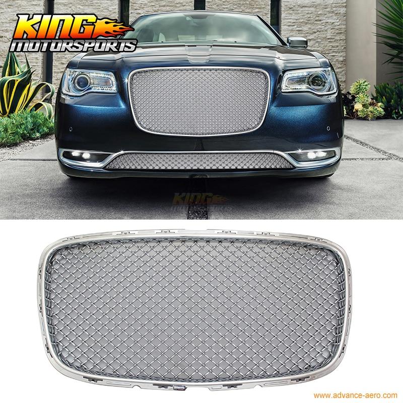 For 15 16 17 Chrysler 300 300C Bentley Style Front Upper