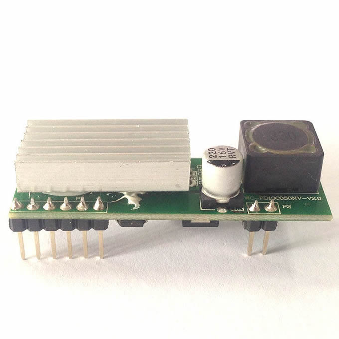 Mini PoE Module Board IEEE 802.3AF 5V 12.95 Watt 1*100Mbps Ethernet Port For GL.iNet Router AR150 / GL-MT300N