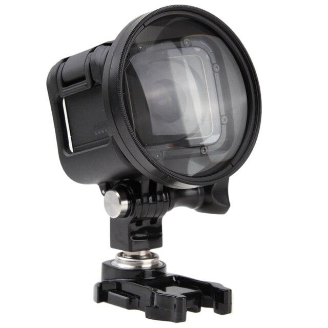Go Pro Аксессуары 58 мм 10X Макро Макро-Объектив Фильтр для GoPro HERO4 Session