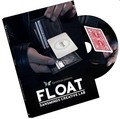 Free shipping new arrival Float (All and Gimmick) by SansMinds Creative Lab card float on wallet magic trick