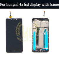 5 0 Inch For Xiaomi Redmi 4X LCD Display And Touch Screen With Frame Screen Digitizer