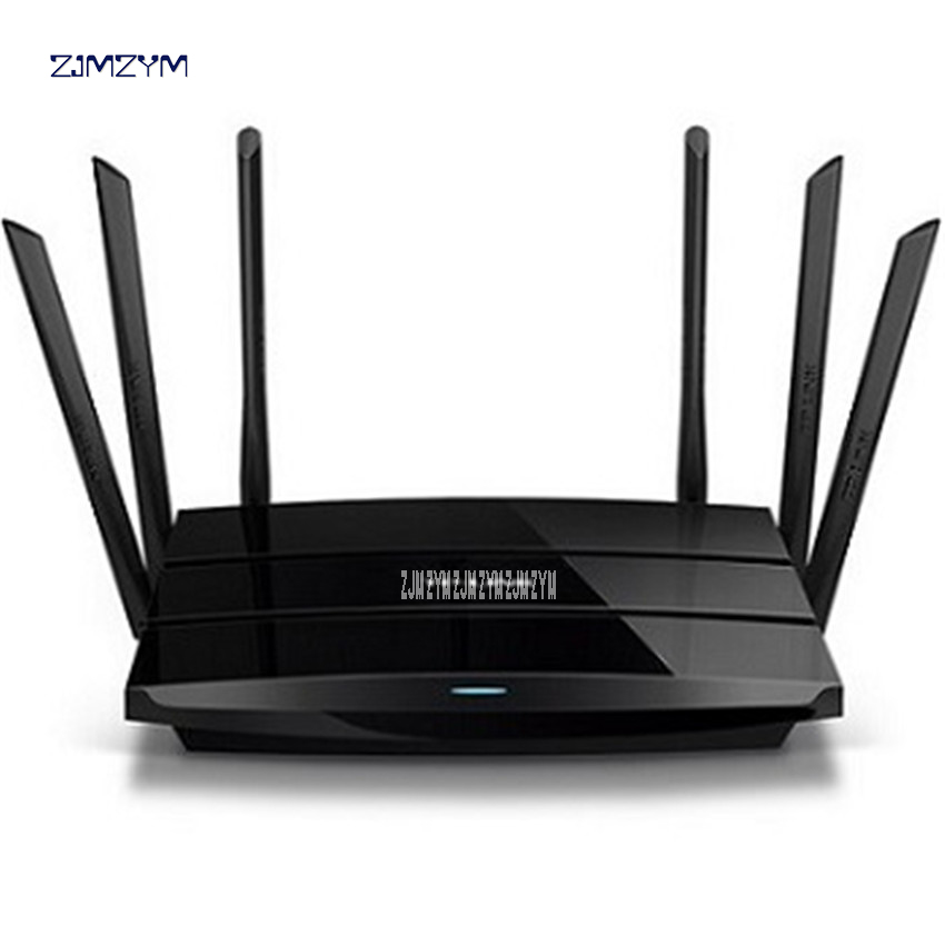 WDR7500 V6.0 Archer C7 Gigabit Wireless Wifi Router 1750Mbps Transmission rate 11AC Dual Band TP Link WDR7500 Roteador WI-FI