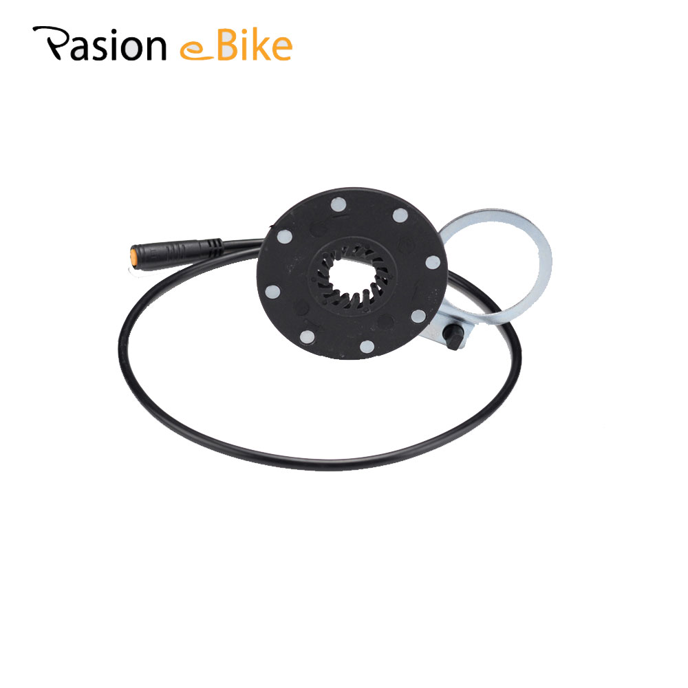 PASION E <font><b>BIKE</b></font> PAS Pedal Assistant Sensor Waterproof Connector Sondors <font><b>Electric</b></font> Bicycle Parts Ebike Pas Sensor Pedal Assisted