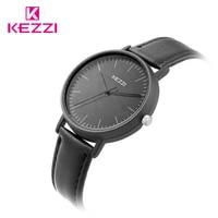 2016 KEZZI Top Brand Futuristic Luxury Women Black Waterproof Fashion Casual Military Hot Brand Sports Quartz