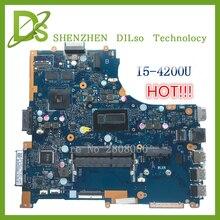 KEFU PU451LD motherboard For ASUS PU451LD Laptop Motherboard i5-4200U 1G video memory PU451LD motherboard REV2.0 Test