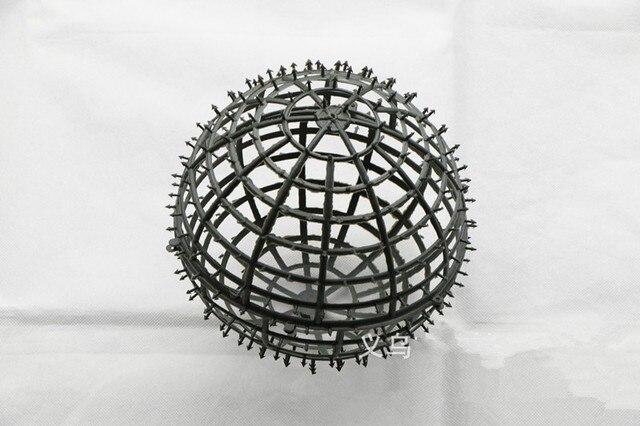 Factory Sale! Mixed Size Flower Ball Frame DIY Wedding Kissing Balls ...