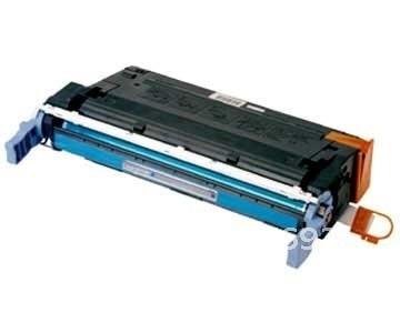 Remanufactured C9721A Toner Cartridge  Cyan Toner Cartridge for Color LaserJet