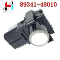 4 pces sensor de estacionamento 89341-48010 89341-33160 89341-33180 para toyota corolla prado reiz lexus gx460 rx350 rx450h branco preto branco