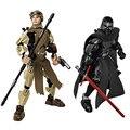 Star Wars Darth Vader KSZ Clon Cody Comandante General Grievous Figura Juguetes Bloques de Construcción Compatibles LEPIN C0A522