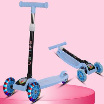 Children Scooter Tricycle Baby 3 In 1 Balance Bike Ride On Toys Flash Folding Meter Car Child Toys Ride on Toys [zob] japan s idec and aln 220v with light button with lamp button 30mm no nc genuine original 2pcs lot