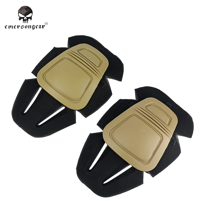 Emerson Paintball Combat G3 Protective Knee Pads Military Army Knee Pads for Military Army G3 Pants Trousers Tactical Gear