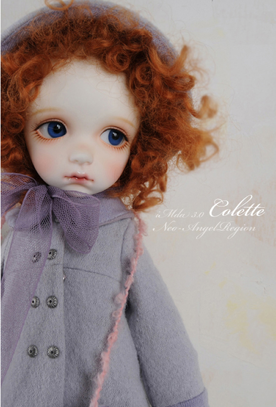 1/6 scale BJD Sweet cute kid imda 3.0 girl colette BJD/SD lovely Resin figure doll DIY Model Toys.Not included Clothes,shoes,wig 1 6 scale bjd sweet cute kid girl verna human body bjd sd lovely resin figure doll diy model toys not included clothes shoes wig