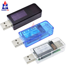 12 IN 1 LCD USB Voltage Current Watt Capacitance Detector Tester Voltmeter Ammet