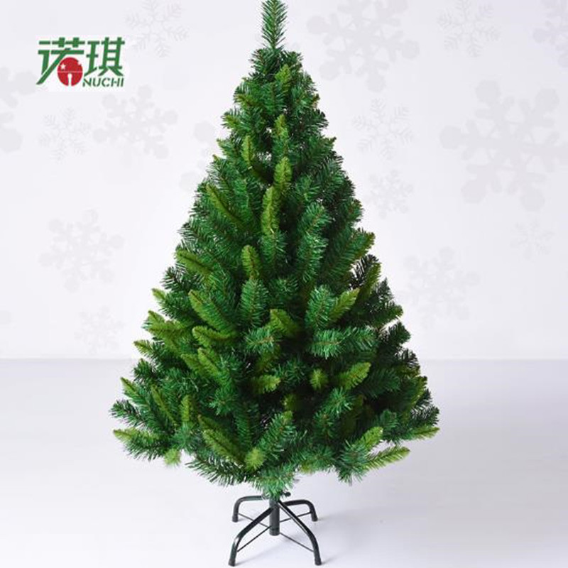Automatic Christmas Tree: 1.2 M / 120cm Deluxe Encryption Mixed Point Leaf Automatic