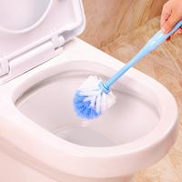 Hot Sale 1 Set Compact Toilet Bowl Brush And Small Sink With Holder Brush Set Bathroom