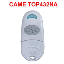 CAME TOP 432NA Cloning compatible garage door Remote Control 433MHz free shipping