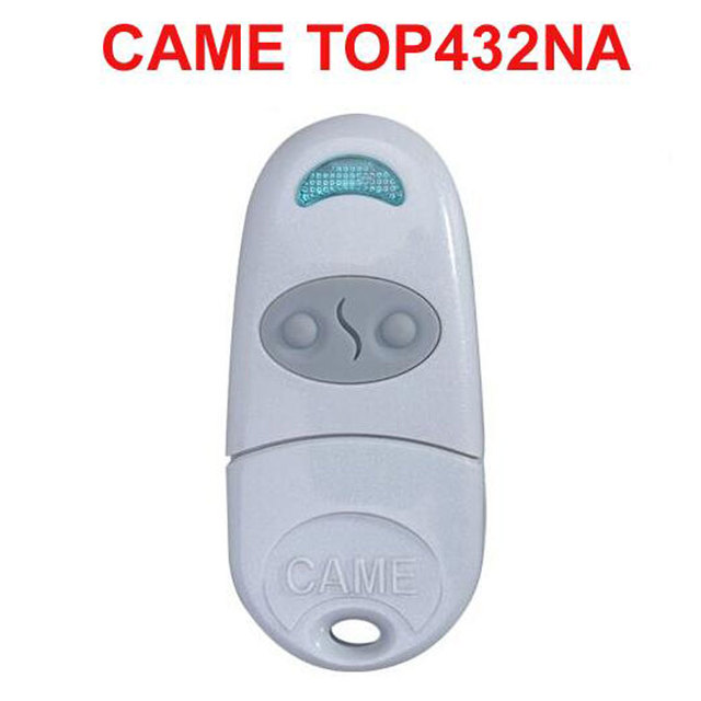 Came Top 432na Cloning Compatible Garage Door Remote Control 433mhz