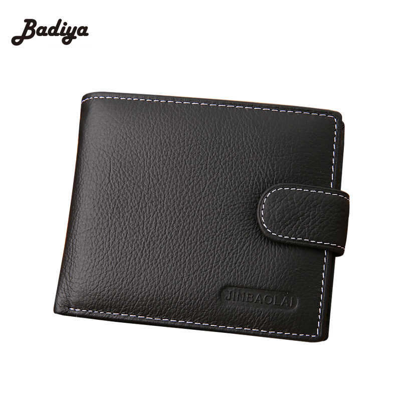 Famous Brand Genuine Leather Wallet Fashion Men Wallets Hasp Design Wallets With Coin Pocket Purse Card Holder For Men Carteira fashion men wallets famous brand genuine leather wallet hasp design wallets with coin pocket purse card holder for men carteira