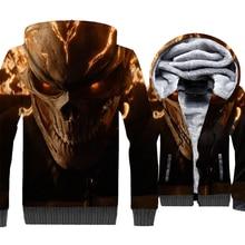 Targaryen Dragon Game Of Thrones 3D Jackets 2019 Winter Warm Fleece Men Hoodies Casual Mens Sportswear Hip Hop Streetwear M-5XL