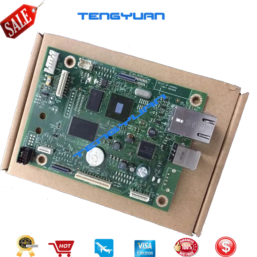 Free shipping USED-95% new original B3Q10-60001 Formatter board for M274 M274DW M277n M277DW printer parts on sale 95% new used original board lc470due sfr1 lc470eun sff1