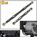 black CNC gear lever shift link mechanism Harley motorcycle accessories by 220 mm 330mm suitable for Harley 883 1200