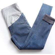 Брюки для беременных; Модные узкие брюки для беременных; узкие джинсы для беременных женщин