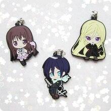 Limited Anime Portachiavi Animation Fans Noragami Saitam Bishamon Hiyori Aragoto YaTo Yukine keychain llavero Keyring Gift