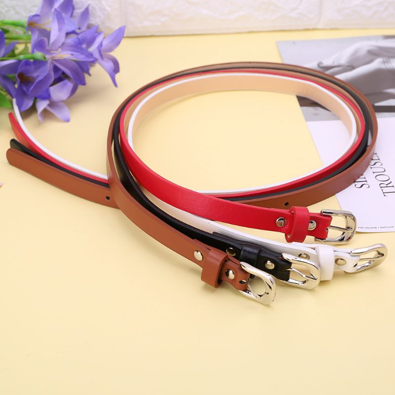2019 New Hot Sale Kids PU Leather   Belts   Children Boys Girls Leisure Waist Strap