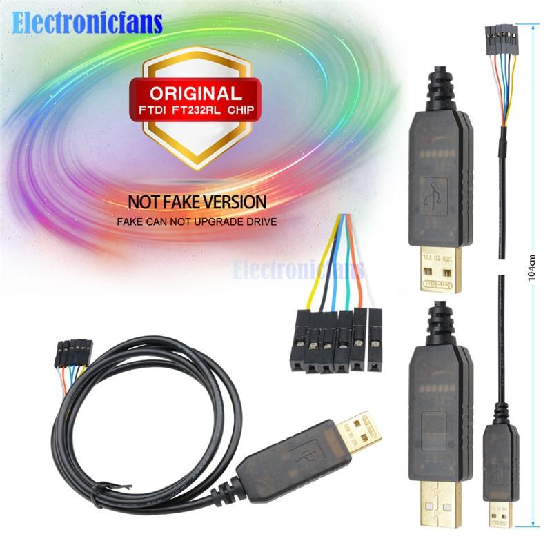 Super Cables Ttl Serial Cable For Ios C2-Ttl