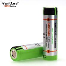 VariCore 100% New Original NCR18650B 3.7 V 3400 mAh 18650 Lithium Rechargeable Batterie Pour Ordinateur Portable batteries + Livraison gratuite