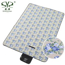 Camping Mat Thicken 2.5mm Picnic Blanket Waterproof Foldable Moistureproof beach blanket Folding Outdoor Sleeping Mattress