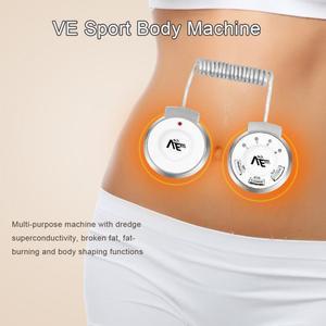Image 5 - Zayıflama ürünleri vücut Liposuction makinesi ince yama göbek kol bacak redüktör yağ tam vücut şekillendirme masaj Anti selülit cihazı