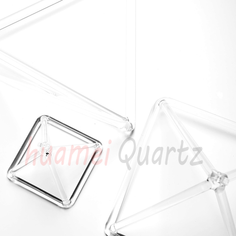 3inch,6inch and 9 inche quartz clear crystal pyramid for healing3inch,6inch and 9 inche quartz clear crystal pyramid for healing