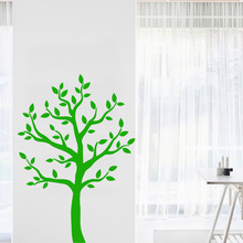 Carved Tree Wall Sticker Removable Wall Stickers Diy Wallpaper Living Room Children Room Decal Mural removable diy tree and birdcage pattern wall sticker for living room decor