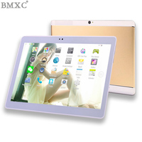 2017 New 10 1 Inch 4G LTE S109 Tablets Octa Core Android 6 0 4GB