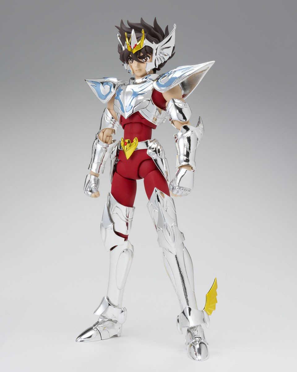 "100% Originele Bandai Geesten Tamashii Naties Saint Doek Mythe Action Figure - Pegasus Seiya (Hemel Hoofdstuk) van ""Saint Seiya"""