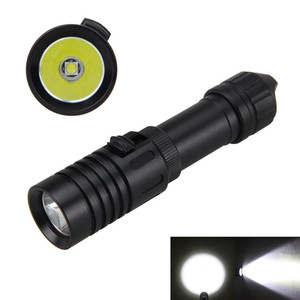 Image 3 - 5000LM XM L2 LED Scuba Diving ไฟฉายไฟฉาย 18650 ใต้น้ำ 100 M ไฟฉาย Strip 18650/26650 แบตเตอรี