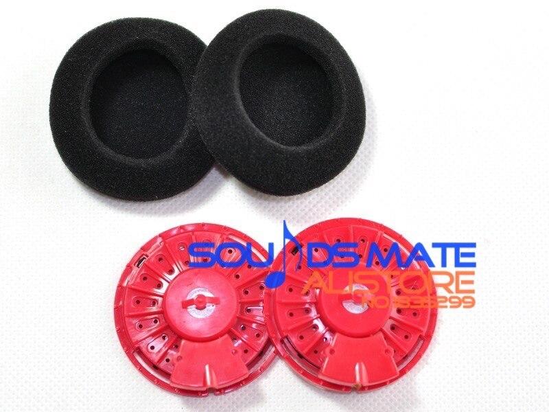 Substituição RED fone de ouvido peças de Alto-falantes drivers de som speaker para KOSS portapro pp portátil porta-pro fone de ouvido fones de ouvido