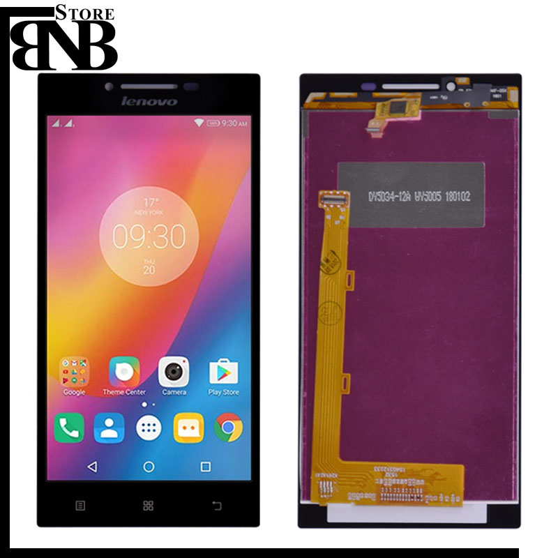 For <font><b>Lenovo</b></font> <font><b>P70</b></font> LCD <font><b>Display</b></font> and Touch Screen Digitizer Panel Assembly Complete replacement part image